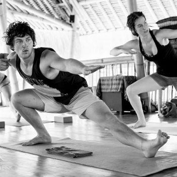 yoga teaching job