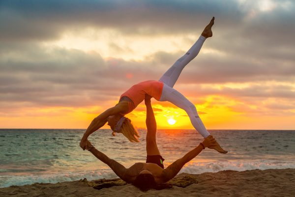 yoga and trust